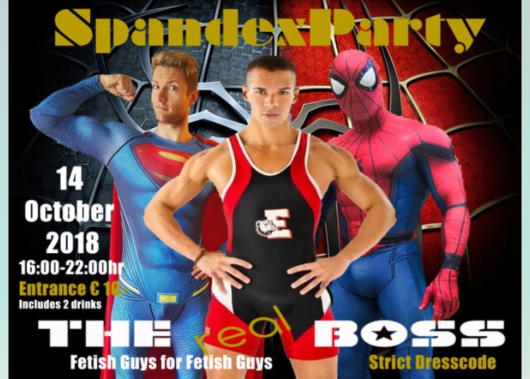 Spandex Party!